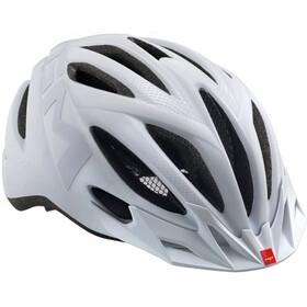 MET 20 Miles Pyöräilykypärä , valkoinen/musta